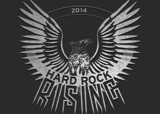 Hard Rock Rising Logo