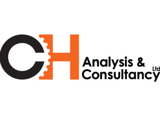 CH Analysis & Consultancy Logo Design